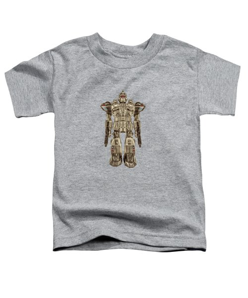 Future Cop Robot Toddler T-Shirt