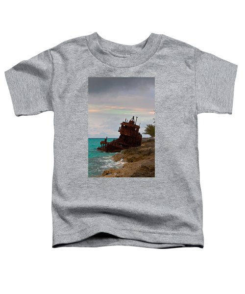 Gallant Lady Aground Toddler T-Shirt