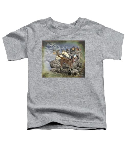 Game Of Bones Toddler T-Shirt