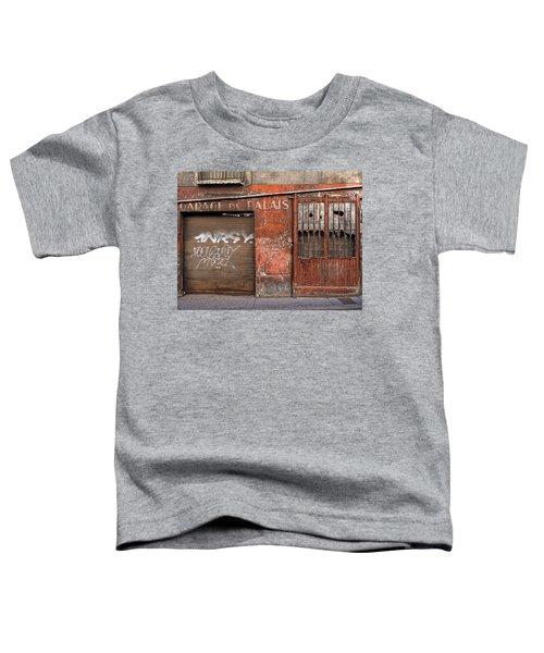 Garage Du Palais Toddler T-Shirt