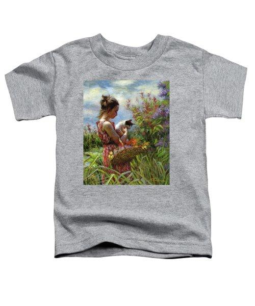 Garden Gatherings Toddler T-Shirt