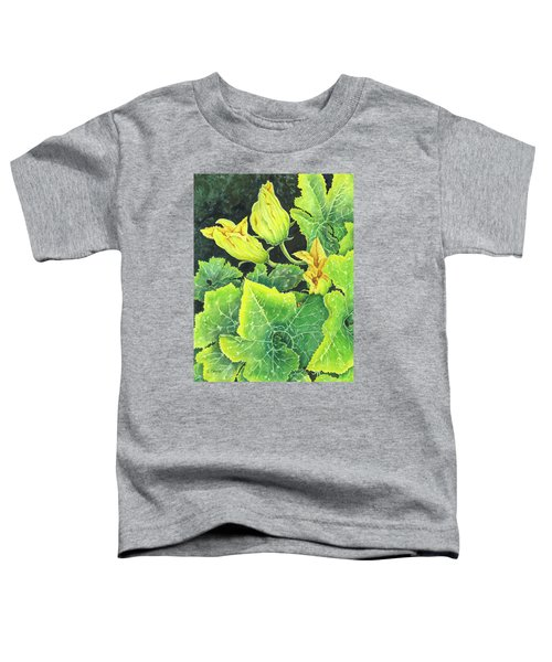 Garden Glow Toddler T-Shirt