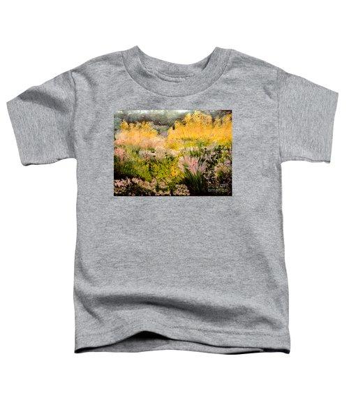 Garden In Northern Light Toddler T-Shirt