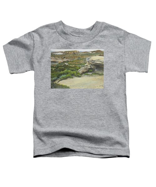 Garden Of Stone Toddler T-Shirt