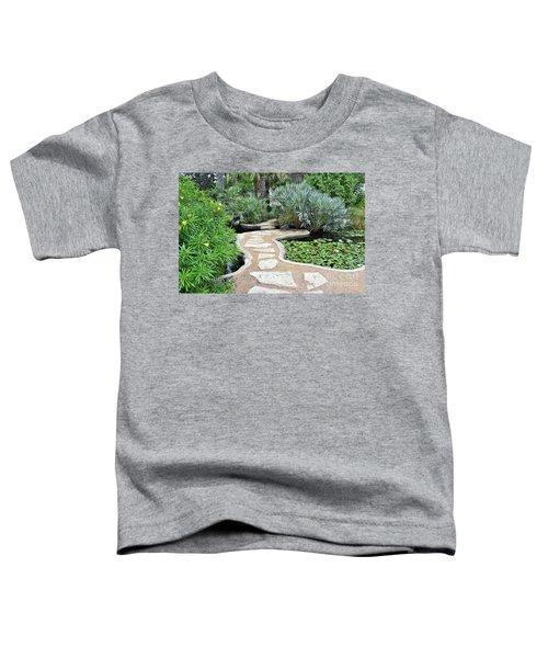 Garden Path  Toddler T-Shirt