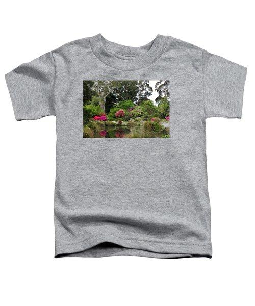 Garden Reflection Toddler T-Shirt