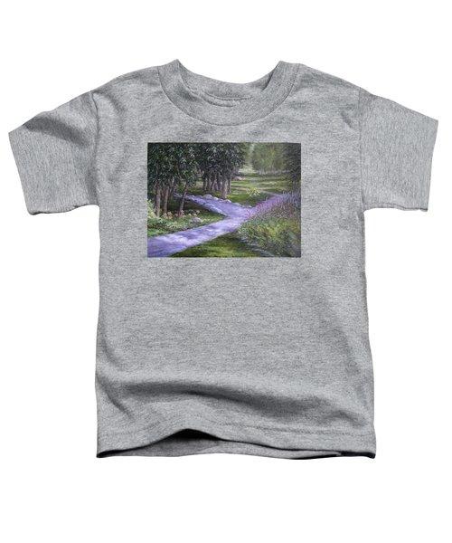 Garden Walk Toddler T-Shirt