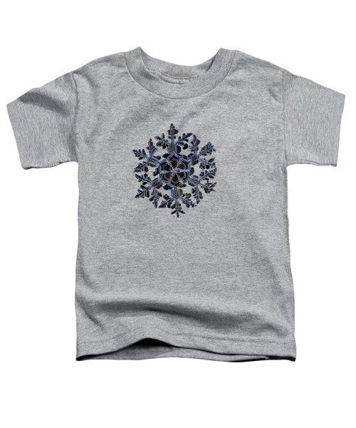 Gardener's Dream, Dark On Black Version Toddler T-Shirt