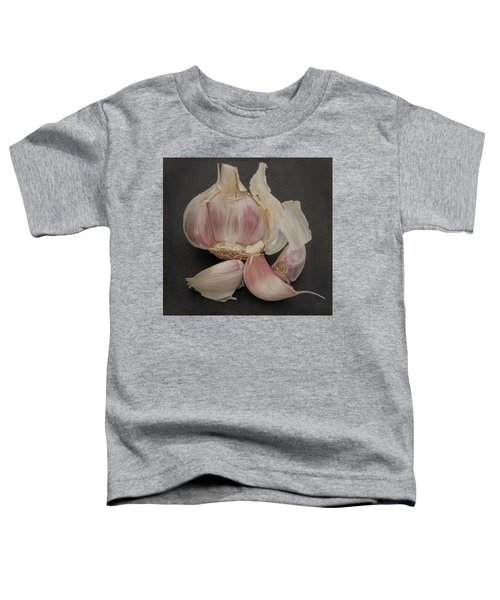 Garlic-7640 Toddler T-Shirt