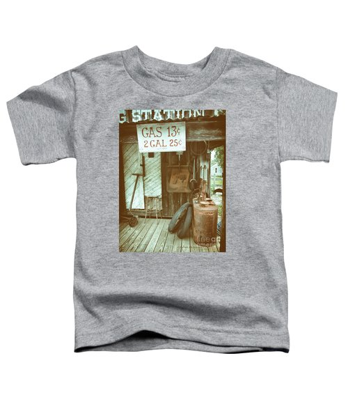 Gas 13 Cents Toddler T-Shirt