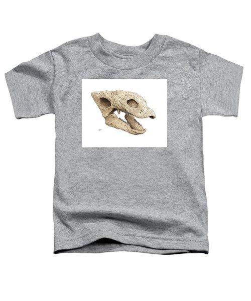 Gastonia Burgei Skull Toddler T-Shirt