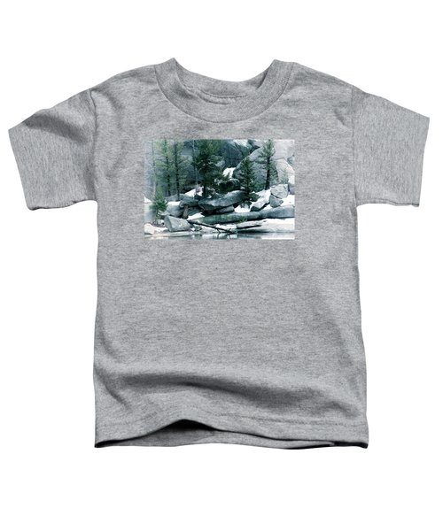 Gem Lake Toddler T-Shirt