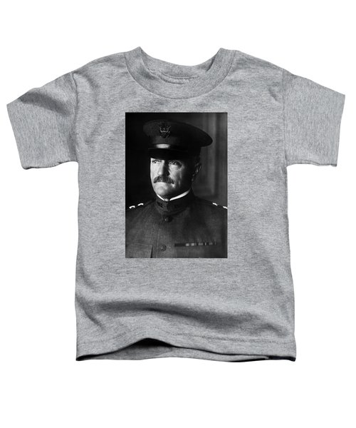 General John Pershing Portrait Toddler T-Shirt