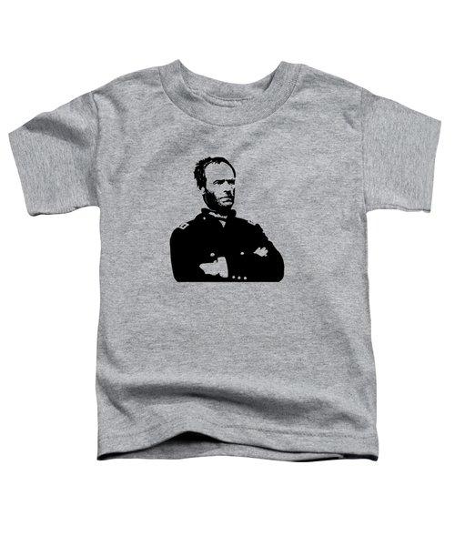 General Sherman Toddler T-Shirt