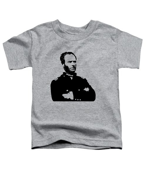 General Sherman Toddler T-Shirt