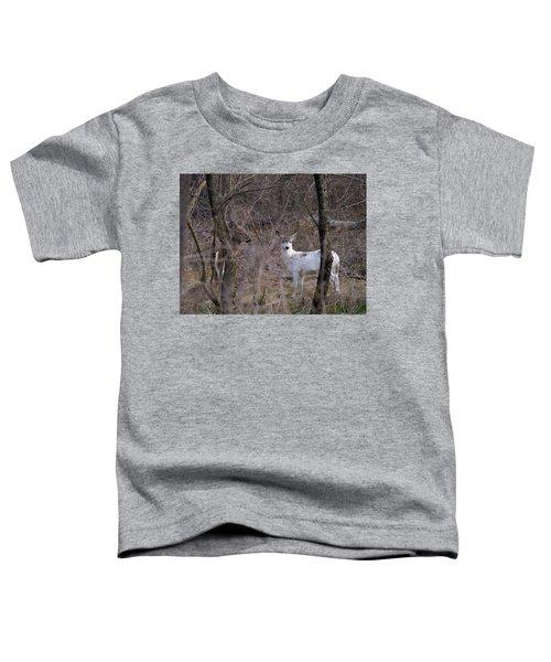 Genetic Mutant Deer Toddler T-Shirt