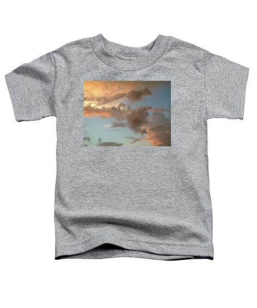 Gentle Clouds Gentle Light Toddler T-Shirt
