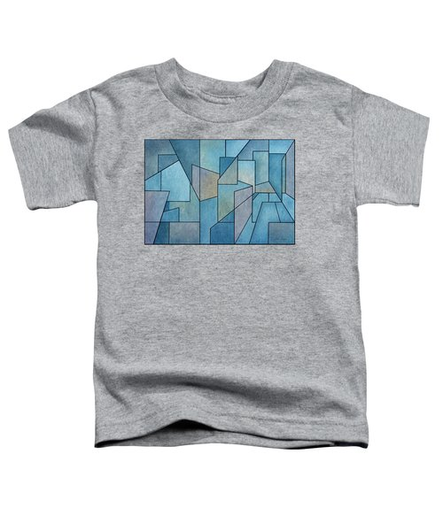 Geometric Abstraction IIi Toddler T-Shirt