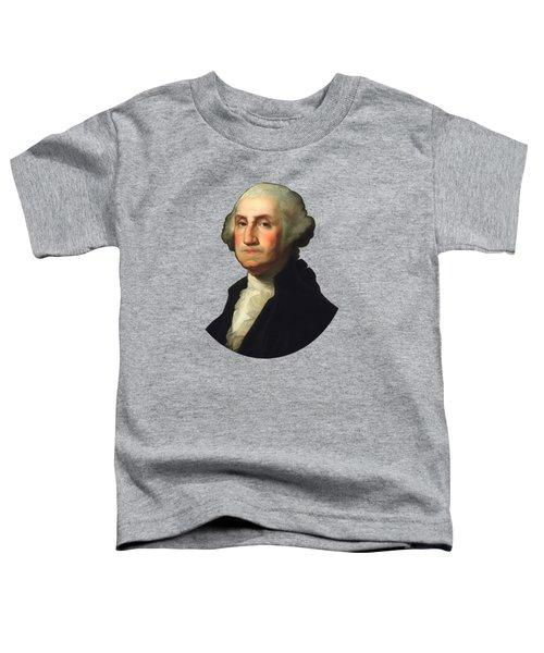 George Washington - Rembrandt Peale Toddler T-Shirt