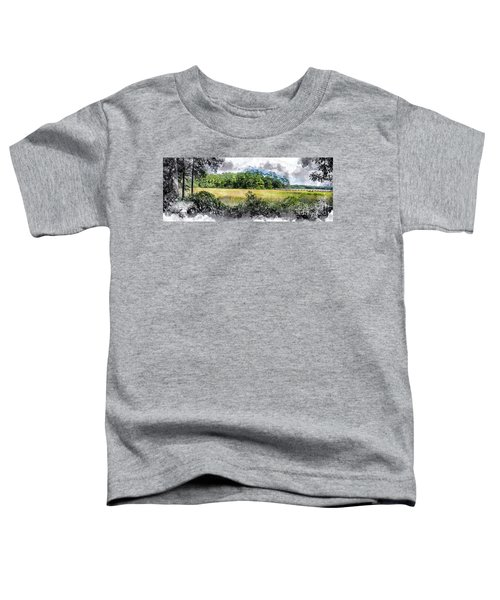 George Washington Trail Toddler T-Shirt
