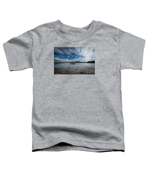Geothermal Pool In Iceland Toddler T-Shirt