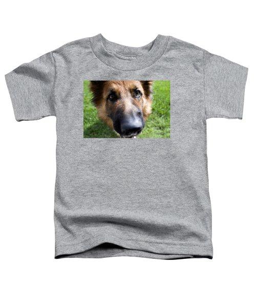 German Shepherd Dog Toddler T-Shirt