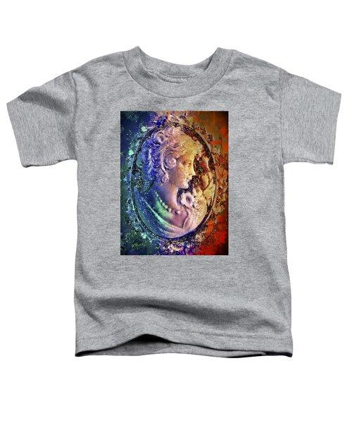 Gertrude's Cameo Toddler T-Shirt