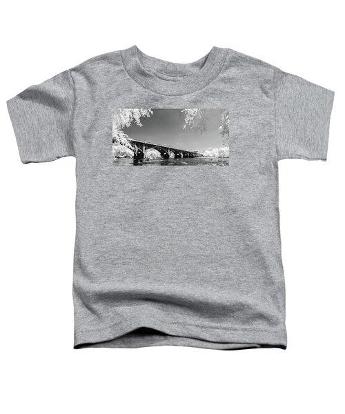 Gervais Street Bridge In Ir1 Toddler T-Shirt