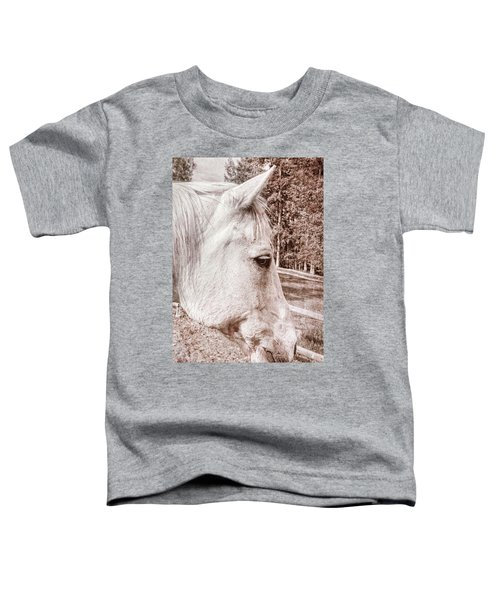 Get My Good Side, Please Toddler T-Shirt