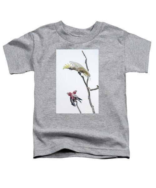 Get Off My Perch Toddler T-Shirt