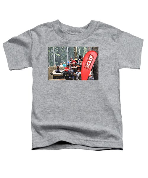 Getting Crowded Toddler T-Shirt