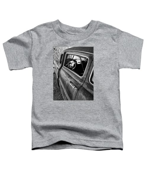Ghost Driver Toddler T-Shirt