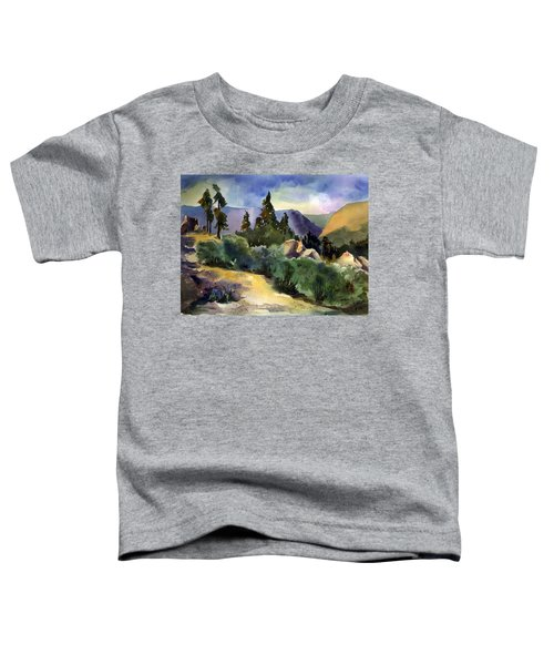 Giant Gap From Iron Point Toddler T-Shirt