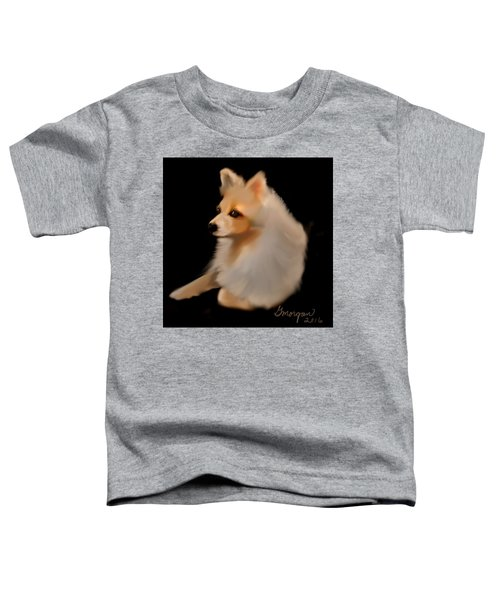 Ginger Toddler T-Shirt