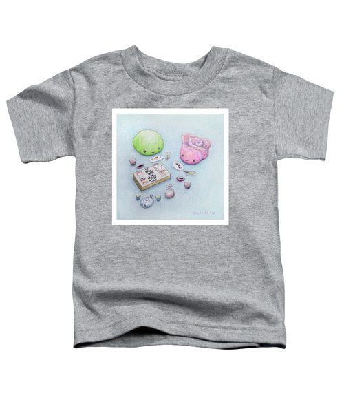 Ginger-san And Wasabi-san Enjoy A Lovely Dinner Toddler T-Shirt