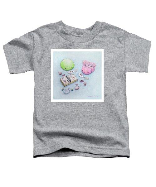 Gari-san And Wasabi-san Enjoy A Lovely Dinner Toddler T-Shirt