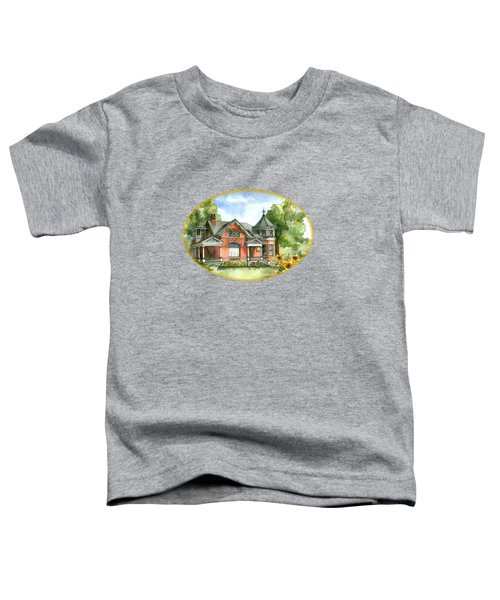 Gingerbread Lady Toddler T-Shirt