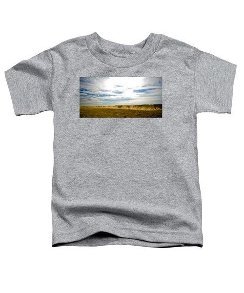 Git Along Toddler T-Shirt
