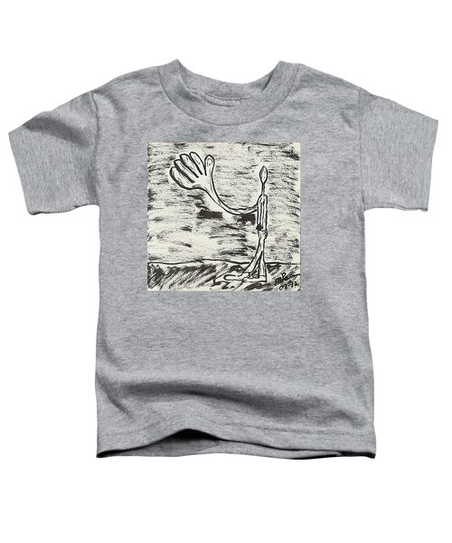 Give Me A Hand Toddler T-Shirt