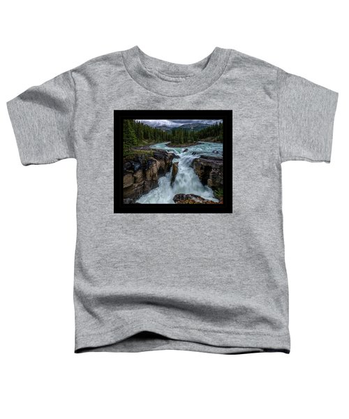Glacier Falls Toddler T-Shirt