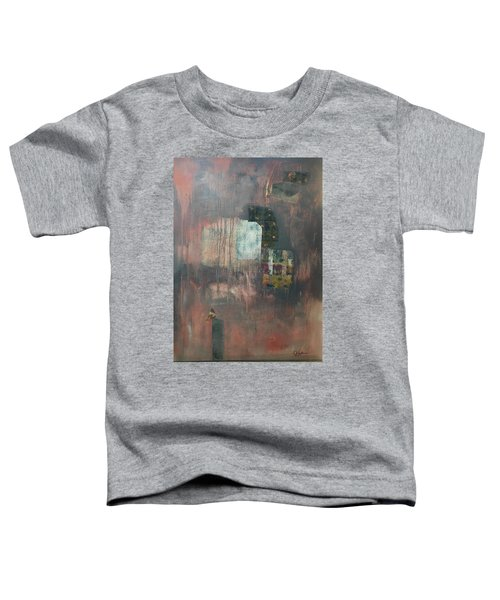 Glimpse Of Town Toddler T-Shirt