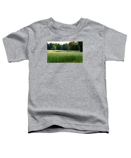 Glistening Green Toddler T-Shirt