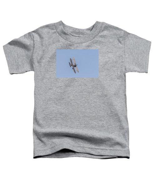 Gloster Gladiator  Toddler T-Shirt by Gary Eason