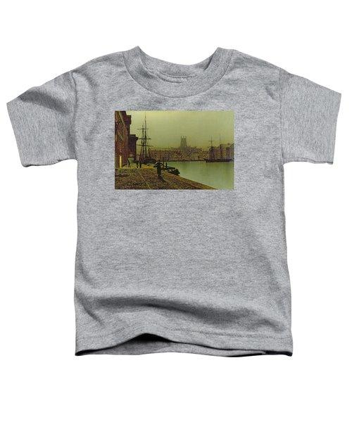 Gloucester Docks Toddler T-Shirt