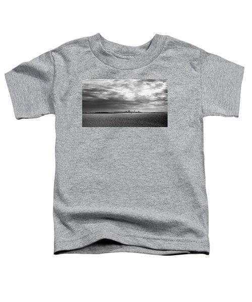 Goat Island Light, Cape Porpoise, Maine Toddler T-Shirt