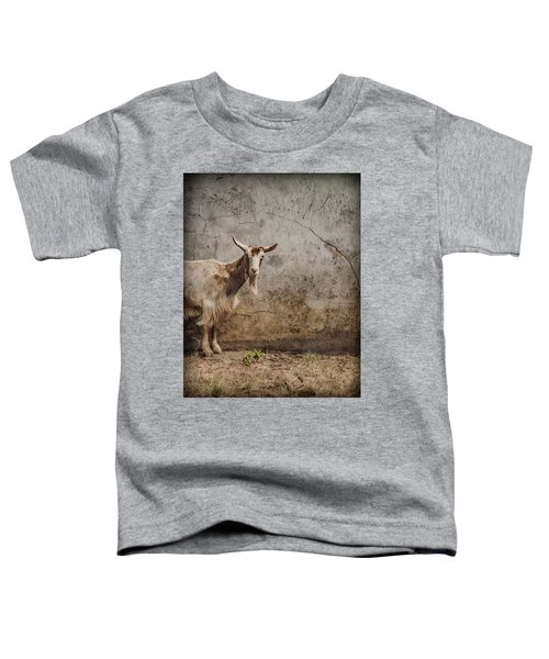 London, England - Goat Toddler T-Shirt