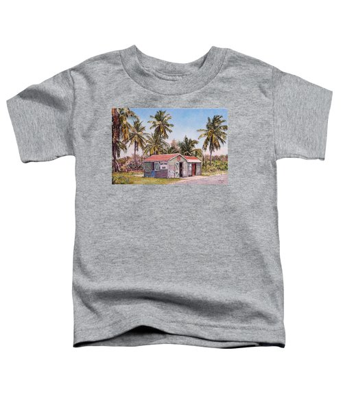 Goat Pond Bar Toddler T-Shirt