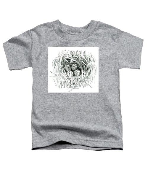 Godwit Nest Toddler T-Shirt