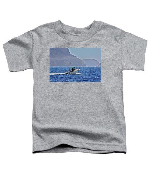 Going Fishing Toddler T-Shirt