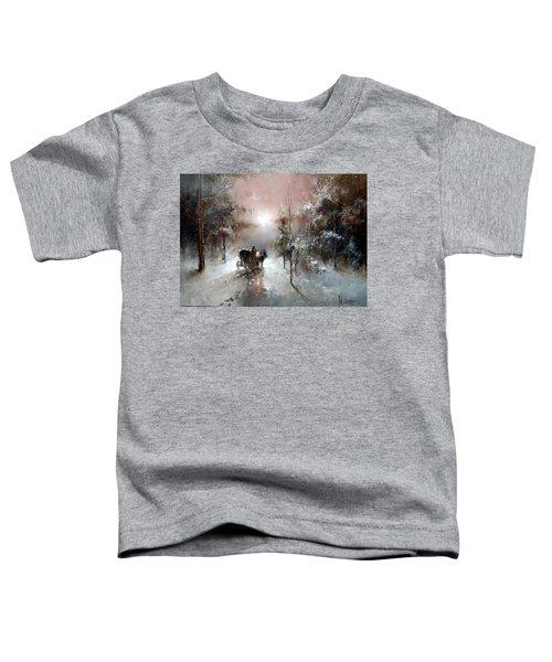 Going For Visit Toddler T-Shirt